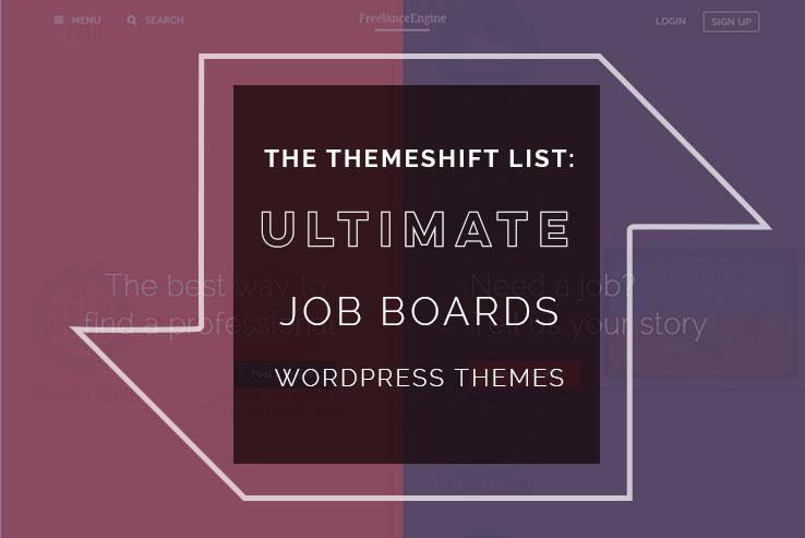 ultimate job boards wordpress themes