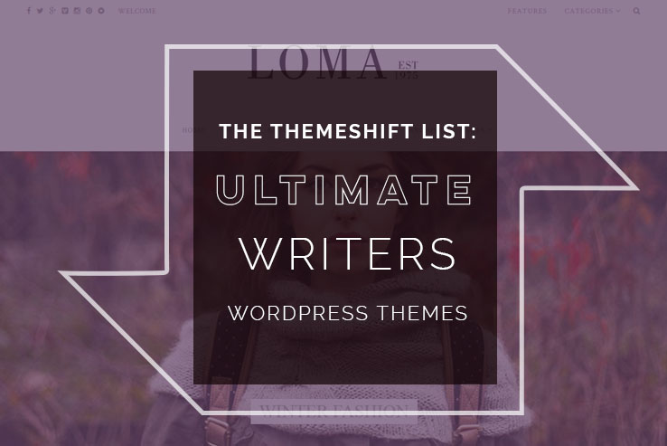 ultimate writers themes