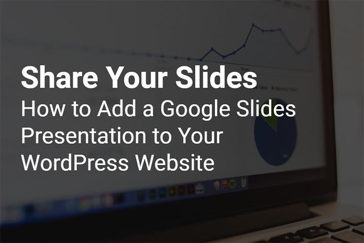 Embed Google Slides