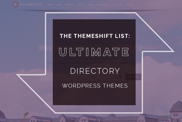 ultimate directory wordpress themes