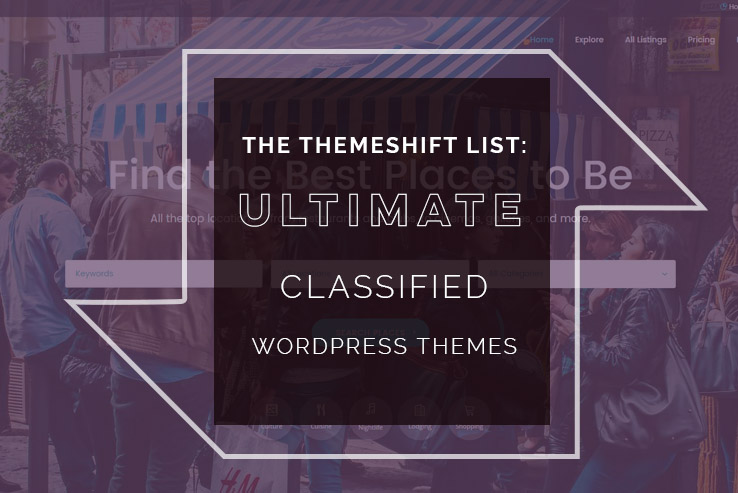 ultimate classified themes