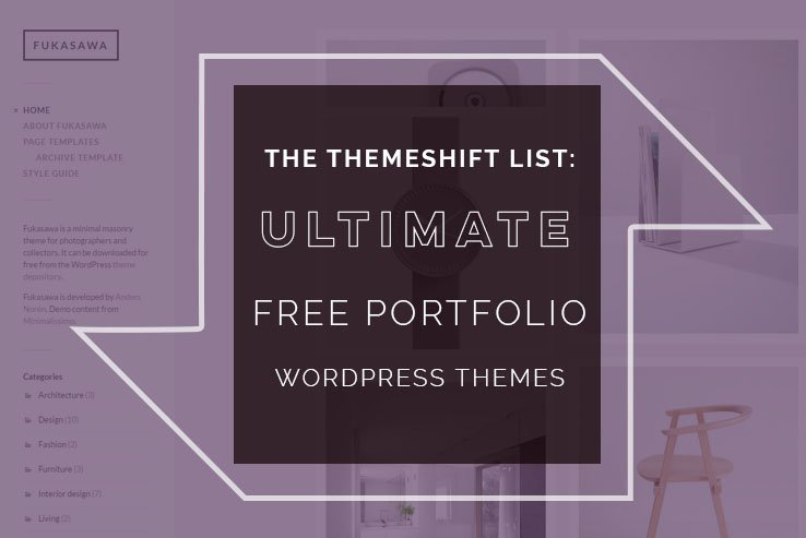 ultimate free portfolio themes