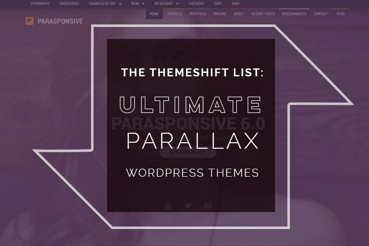 ultimate parallax themes