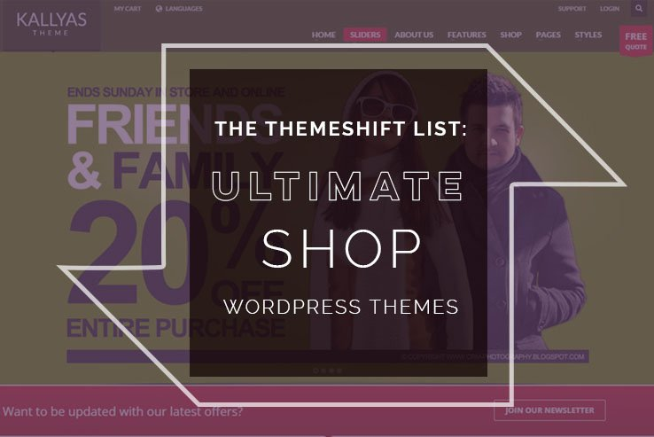 ultimate shop themes