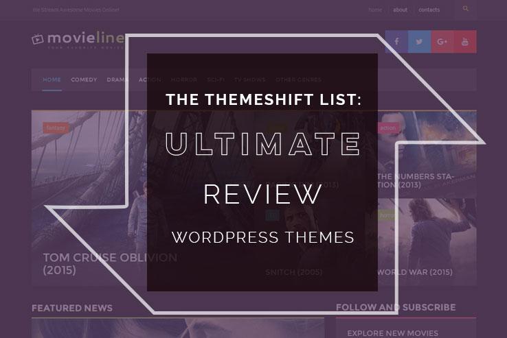review wordpress themes