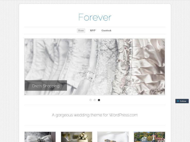 20 Free WordPress Wedding Themes 2017