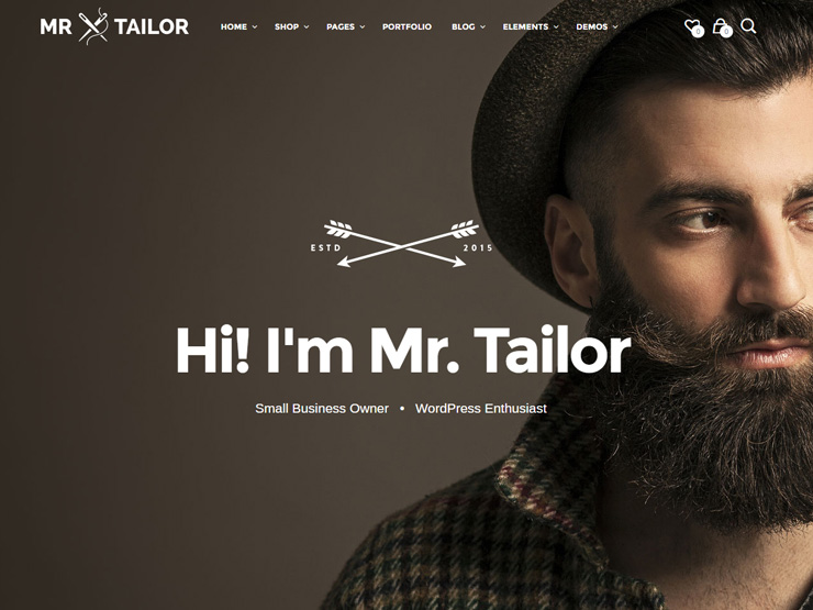Mr. Tailor
