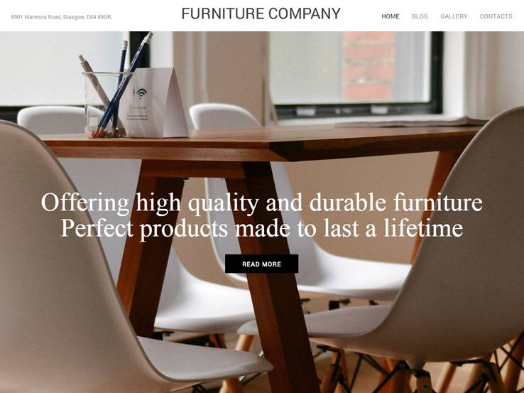 Furniture Company