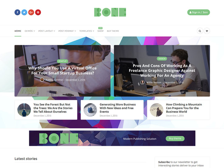 20+ Outstanding WordPress Review Themes 2018